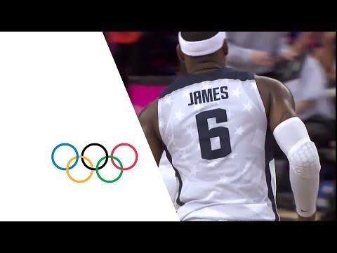 usa-v-aus---men's-basketball-quarterfinal-|-london-2012-olympics