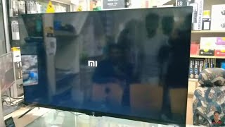 Mi Led TV 4 Unboxing video 55 inch 4k Smart TV