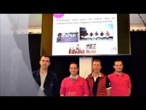 Groupe Jeunes Prix de la communication SPACE 2015