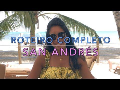 Roteiro Completo de San Andrés na Colômbia