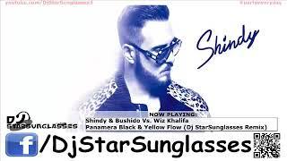 Dj StarSunglasses Shindy & Bushido Vs  Wiz Khalifa   Panamera Black & Yellow Flow