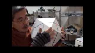 596+435 神々の正20面体(具体例)Icosahedron Map of Gods