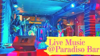 Live Music Performance in Paradiso Sports Bar, Pokhra, Nepal || Nepal Trip - Part  8