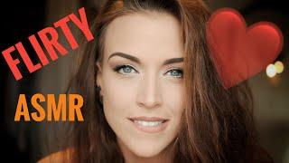 ASMR Gina Carla 😘 Flirty Whispering! Hand Massage! Person...
