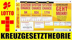 Lotto 6 aus 49 !!! System Chance