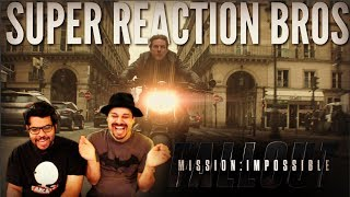 SRB Reacts to Mission Impossible - Fallout Official Trailer 2