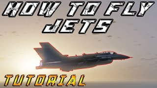 How To Dogfight With Jets In Gta 5 Online - How To Dominate The Skies In Freemode