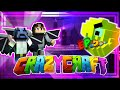 Crazy Craft - The Ender Dragon Is To EASY?! - With CCrizzic! Ep5
