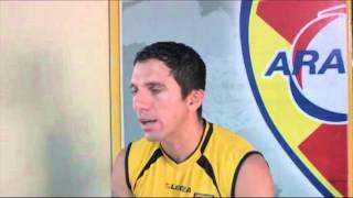 Declaraciones de Gerzon Chacón Aragua FC vs DANZ Copa Venezuela   Vuelta