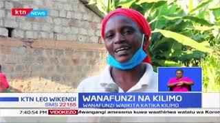 Wanafunzi na Kilimo: Wanafunzi wajikita katika kilimo ili kujiepusha na mimba za mapema na uhalifu
