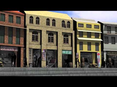 Founding of Singapore (Animation Video 2011)
