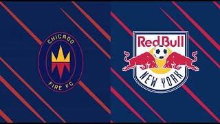 HIGHLIGHTS: Chicago Fire FC vs. New York Red Bulls | October 24, 2020