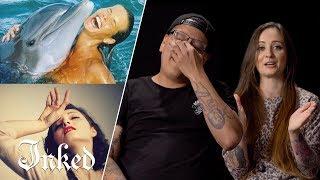 The Weirdest Client Stories | Tattoo Artists Answer