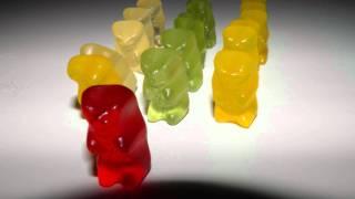 Jag är en Gummibjörn