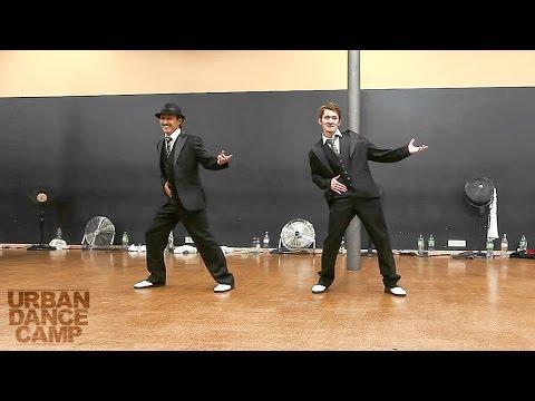 Locking Performance Showcase / Hilty & Bosch Choreography / 310XT Films / URBAN DANCE CAMP