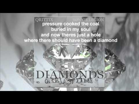 Qrittix Feat. Bonnie Legion - Diamonds (One Last Time) [LYRICS]