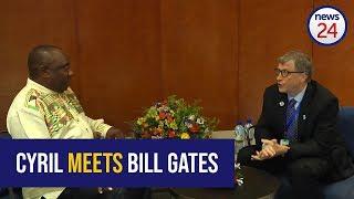 WATCH: Bill Gates voices optimism about Africa in AU speech