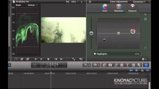 ProEditor #4: Цветокоррекция [Final Cut Pro X](Четвертый выпуск обучающего видеоподкаста по монтажу в программе Final Cut Pro X под названием