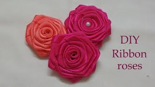 Hello everyone in this video i want to show you how to make ribbon ...