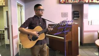 Sunday Morning Maroon 5 (Cover by Nathan Hermida)