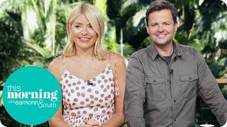 Holly Willoughby Confirmed to Be Filling in for Ant McPartlin on I'm a Celebrity | This Morning
