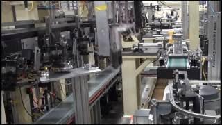 Automatic Piston Con-Rod Sub-Assembly Automation Technology