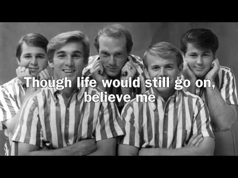 Beach Boys  God Only Knows lyrics Lyric