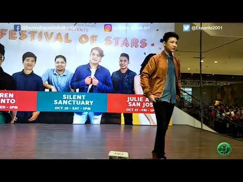 Darren Espanto Live at Ayala Malls Cloverleaf (10-25-2017)