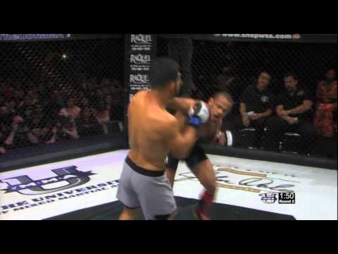 AJ Bryant vs. Emilas Jimenez (University of MMA: Fight Night 6, 3/30/14, Los Angeles, CA)