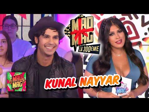 Nouveauté - Le Mad Mag du 16/06/2017 avec Kunal Nayyar