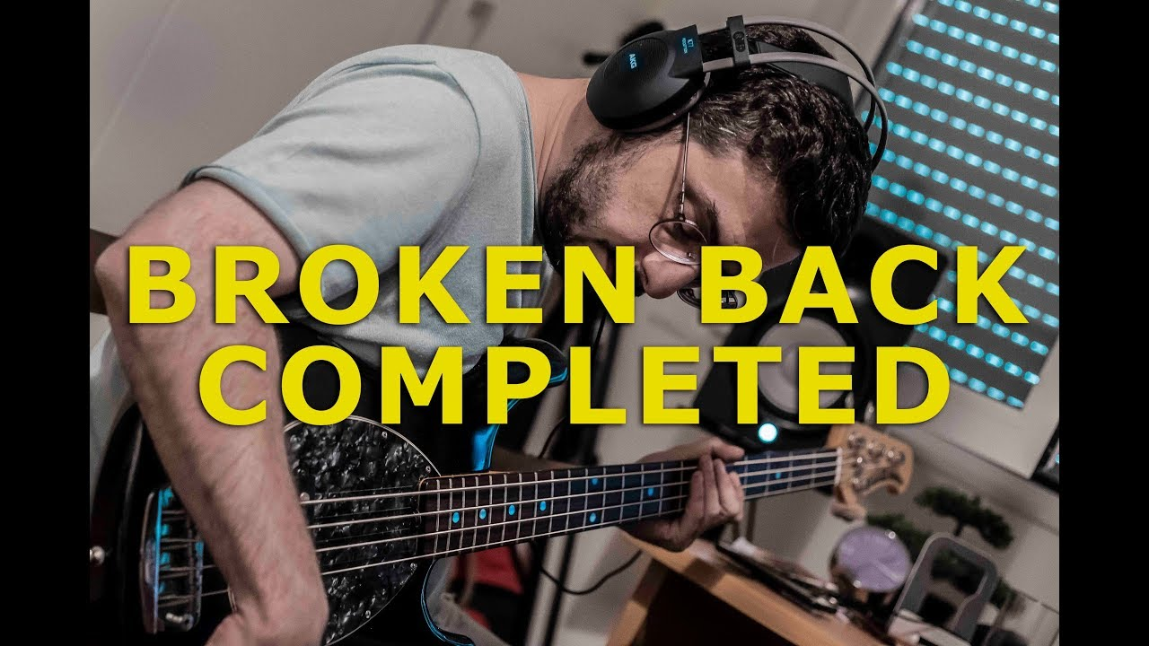 Agis Angeleye | Broken Back Completed