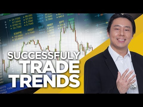 Successfully Trade Trends In Forex Trading By Adam Khoo Youtube