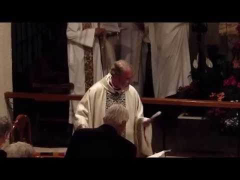 The Great Vigil of Easter, 4 April 2015, St. Paul's Anglican Church