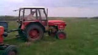 Zetor 4718, húzza a vizet 2, 2009, Beodra