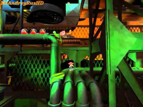 Toy Story 3 - История Игрушек 3 - Прохождение 04 - Космопорт Зурга