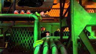 Прохождение История игрушек 3: Большой побег - Часть 7 - Свалка машин (Свалка)