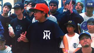 Baby Krow a.k.a Baby Street Beast VS Lil Wild Twiggz a.k.a Lil Loopz@Final