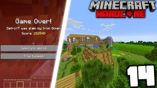 I DIED in my 1700+ Day Hardcore World...   Minecraft 1.17 Hardcore - Episode 14