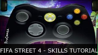 FIFA Street 4 Skills Tutorial (xBox 360)