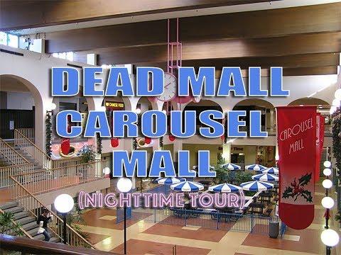 DEAD MALL : Carousel Mall ( California Retail Gem)