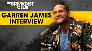 Garren James Discusses Male Companionship Services, Showtime Series + More