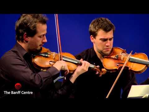 BISQC 2013 - Quatuor Cavatine - Beethoven Quartet in B flat Major