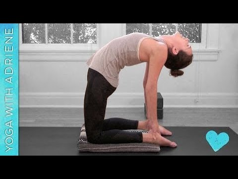 Foundations Of Yoga Camel Pose Ustrasana