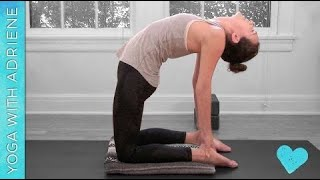 Foundations Of Yoga - Camel Pose - Ustrasana