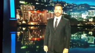 Jimmy Kimmel 8/3/2017 Howell Movie Clip