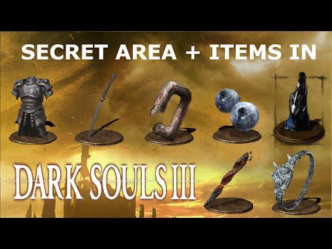Dark Souls 3: How To Get Artorias Armor, Chaos Blade, Hornet Ring + More! (In Depth Locations Guide)