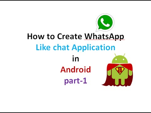 How to create chat application like whatsapppart1 shoutcafe how to create chat application like whatsapppart1 shoutcafe ccuart Gallery