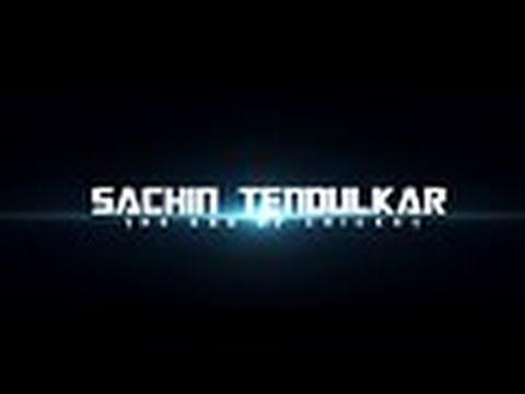 Sachin Tendulkar | God Of Cricket | The Movie | Tribute