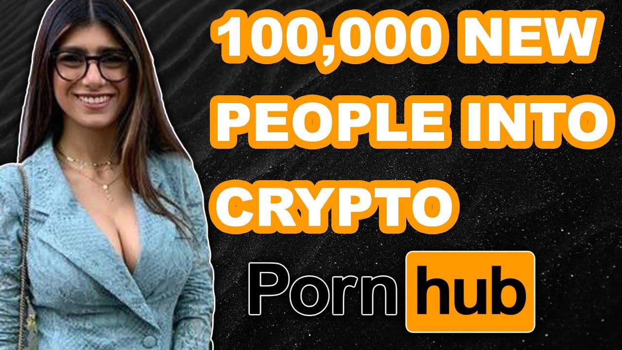Porn Stars Running to Crypto (Bitcoin News 2019)