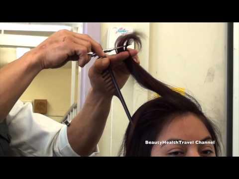 Haircutting: Sang 1: Dry-Cutting